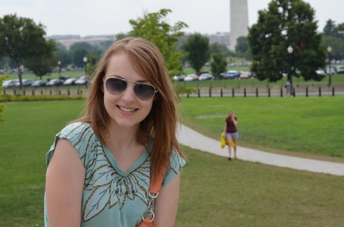 Me in DC!