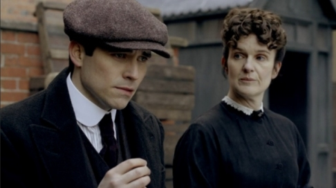 Thomas and Miss O'Brien.