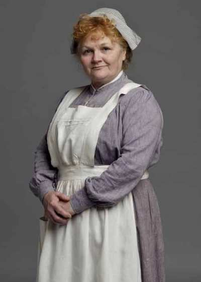 Mrs. Patmore. Image via PBS.