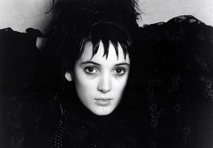 """I myself am strange and unusual."" Image via The Geffen Film Company."