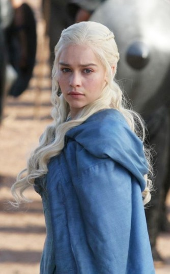 Khaleesi via HBO