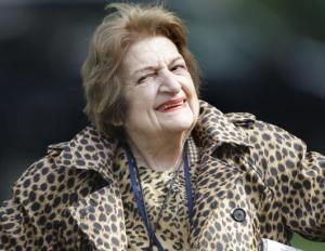 Look at this sassy lady! Image via ABC News.
