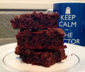 brownies, katharine hepburns brownies