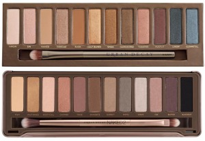 Naked Palettes 1 and 2. $52.00 each. Image via Ciara Fay.
