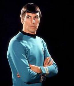 I'd engage in some pon farr with this guy. Image via Collider.