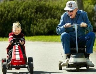 Cross-generational love. Image via Synecoretech.